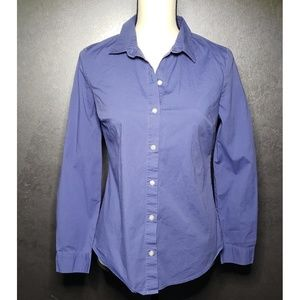 Old Navy Dressy Long Sleeve Button Down Blouse